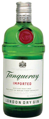 Diageo Canada Tanqueray London Dry Gin 1750ml