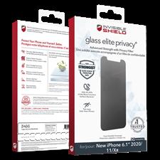 Zagg iPhone 12/12 Pro Invisibleshield Elite Privacy Glass Screen Protector