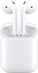 Apple AirPods (2nd Gen) w/Wireless Case - White
