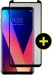 Gadget Guard LG V30/V30 Plus Black Ice Plus Cornice Curved Edition Screen Guard