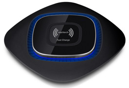 Naztech Fast Charge Qi Wireless Charging Pad