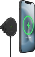 Mophie Snap Plus Wireless Charger Vent Mount