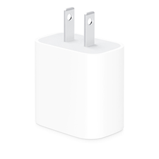 Apple 20W USB-C Power Adapter White