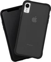 CaseMate iPhone XR Tough Matte Case Plus Glass Screen Protector