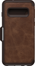 OtterBox Galaxy S10 Leather Strada Folio Series Case