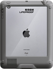 LifeProof iPad 2/3/4 Nuud Case