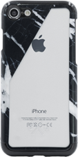 Candywirez iPhone 8/7 Marble Clear Case