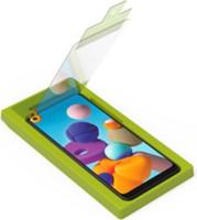 PureGear - Galaxy A21 Ultra Clear HD Tempered Glass Screen Protector w/ Applicator Tray