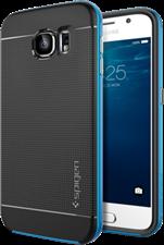 Spigen Galaxy S6 SGP Neo Hybrid Case & 3 Jelly Bean Home Buttons