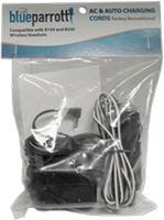 BlueParrott Replacement AC and Auto Adaptor Chargers
