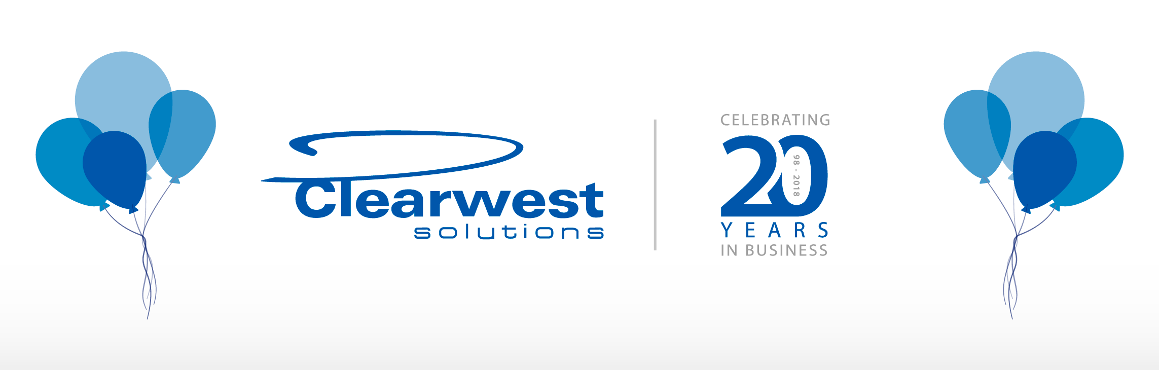 Clearwest 20th Anniversary