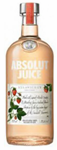 Corby Spirit & Wine Absolut Juice Strawberry 750ml