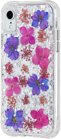 CaseMate iPhone XR Karat Petals Real Flower Case
