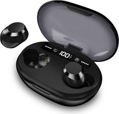 Helix - True Wireless Earbuds w/Charging Case