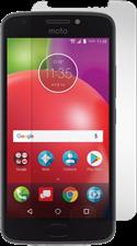 Gadget Guard Motorola Moto E4 Black Ice Edition Tempered Glass Screen Guard