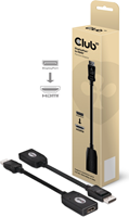 Club3D - Display Port 1.1 Male to HDMI 1.3 FemaleE Passive Adapter
