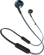 JBL Tune Series T205BT Premium Wireless Earbuds with Mic