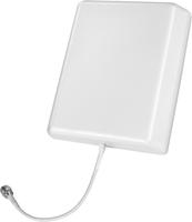 SureCall Ultra-Wideband Indoor Panel Antenna 3G, 4G,5G, 617-2700 MHz  - 50 Ohm - N-Female