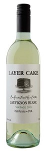 Authentic Wine & Spirits Layer Cake Sauvignon Blanc 750ml