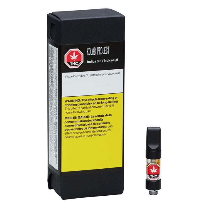 Indica - Kolab - 510 Cartridge