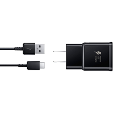 Samsung 15W Fast Charge USB Type-C Travel Charger