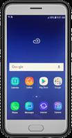 Speck Samsung Galaxy J3 2018 / J3v 3rd Gen / J3 Star / Express Prime 3 / Amp Prime 3 / J3 Achieve / Sol 3 Presidio Grip Case