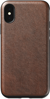 Nomad iPhone XS Rugged Leather Case