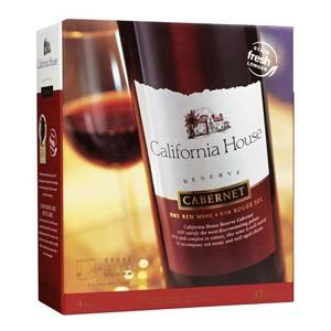 Arterra Wines Canada California House Cabernet Sauvignon 4000ml