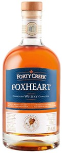 Forty Creek Distillery Forty Creek Foxheart Whisky 750ml