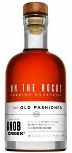 Beam Suntory On The Rocks Old Fashioned 375ml