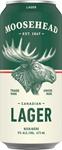 Wett Sales & Distribution Moosehead Lager 473ml