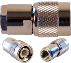 weBoost Wilson cable connector FME male-TNC male barrel (M800 mobile)