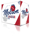 Molson Breweries 30C Canadian 10650ml