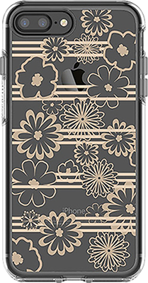 OtterBox iPhone 8/7 Plus Symmetry Clear Graphics Case
