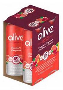 Independent Distillers Canada Alive Grapefruit & Pomegranate 1200ml