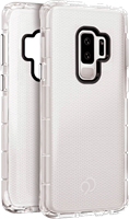 Nimbus9 Galaxy S9+ Phantom2 Clear Case With Metallic Buttons