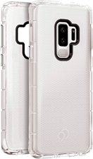 Nimbus9 Galaxy S9+ Phantom2 Clear Case With Metallic Buttons