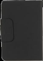 "PureGear Universal 8"" Folio with Removable Bluetooth Keyboard + Backlight"