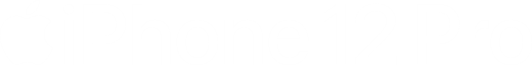 iPhone 12 Pro logo