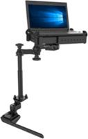 RAM Mounts RAMBlack No-DrillLaptop Mount for 2012-2020 RAM 2500-5500 Trucks
