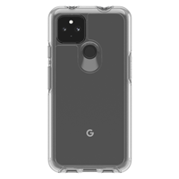 OtterBox Pixel 4a (5G) Clear Symmetry Series Case
