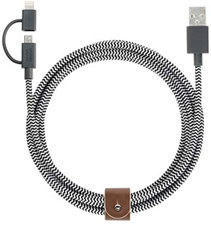 Native Union BELT Cable Twin Head (2M)