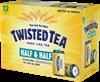 Wett Sales & Distribution Twisted Tea Half And Half (Usa) 4260ml