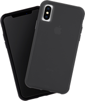 CaseMate iPhone XS/X Tough Matte Case Plus Glass Screen Protector
