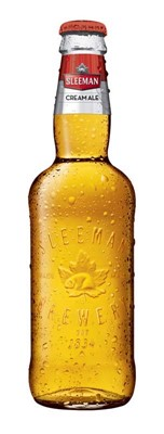 Sleeman Distributors 12B Sleeman Cream Ale 4092ml