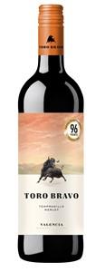 Decanter Wine & Spirits Toro Bravo Tempranillo Merlot 750ml
