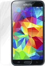 Liquipel Galaxy S5 SKINS Screen Only Clear Screen Protector