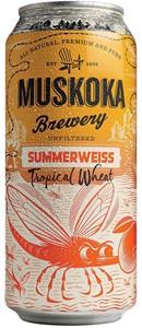 Muskoka Brewery Muskoka Summerweiss Tropical Wheat 473ml
