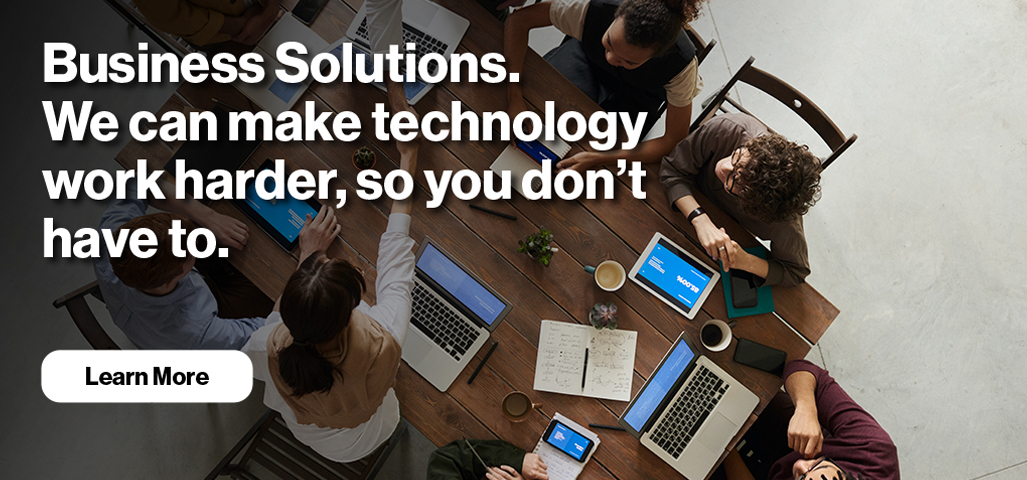 Business Solutions - Learn More