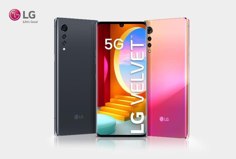 Image of LG Velvet 5G